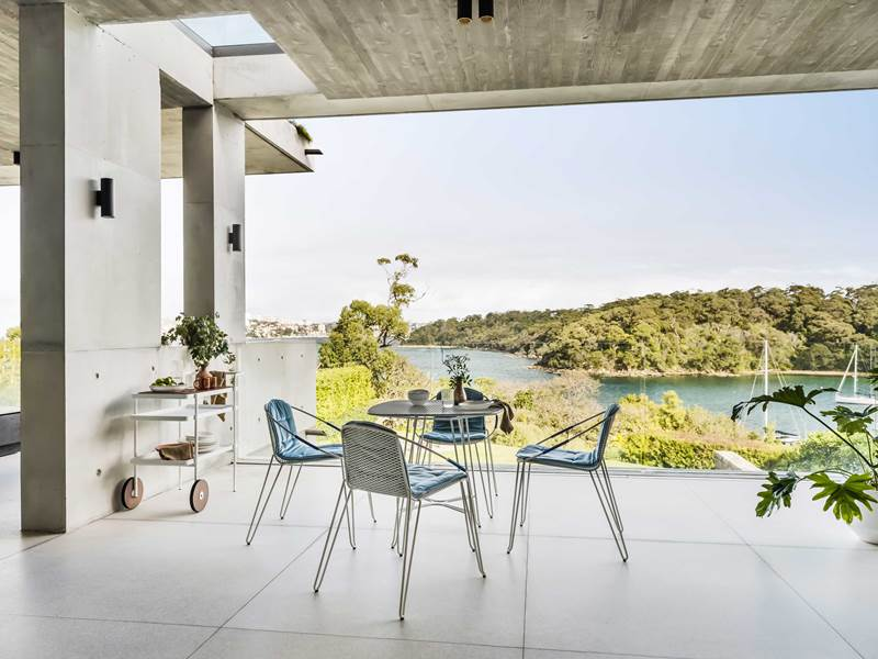 Australian Outdoor furniture by Tait