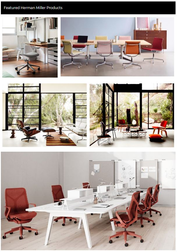 Featured Herman Miller product