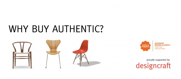 Why buy authentic furniture? 5 facts why replicas are wrong.