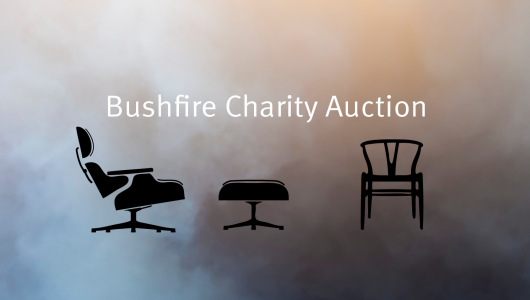 Bushfire charity auction