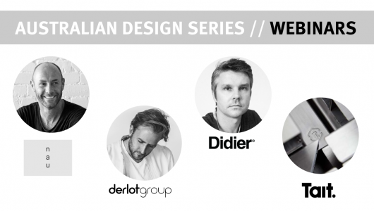 Aus Design Series - webinars