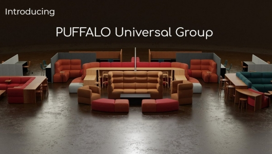 Puffalo Universal Group by Didier