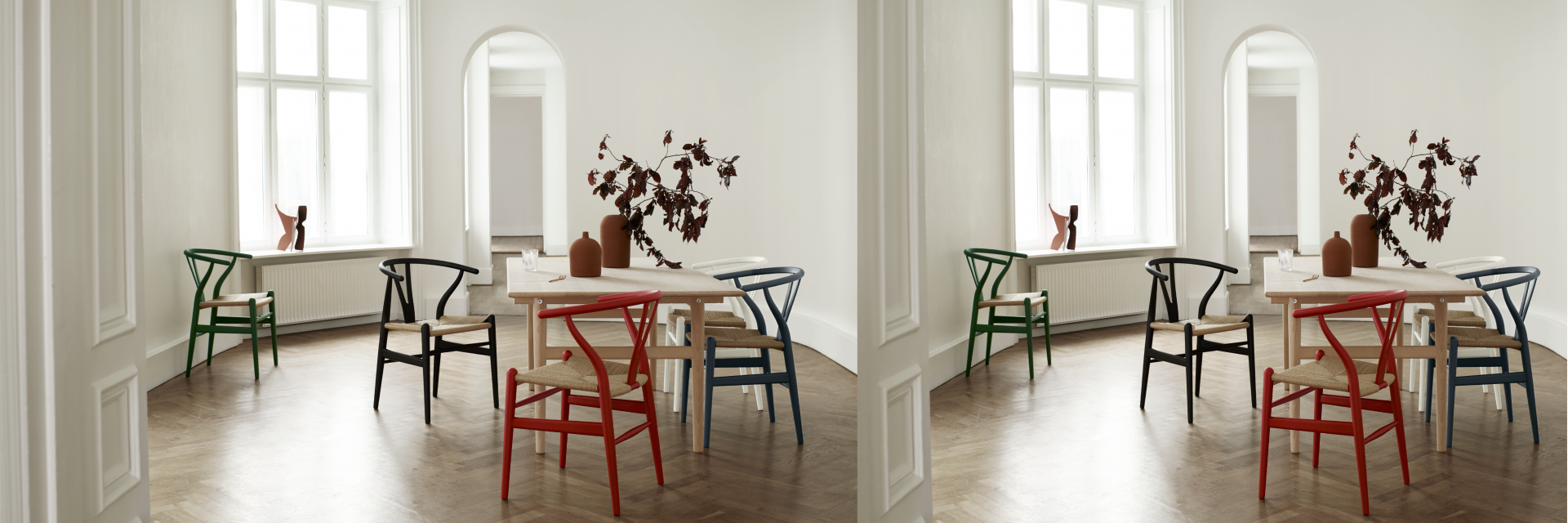 CH24 Soft - Limited Edition, Carl Hansen CH24 Wishbone chair limited edition, CH24 limited edition 2020