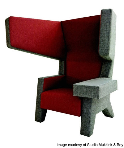 Ear Chair - Makkink & Bey
