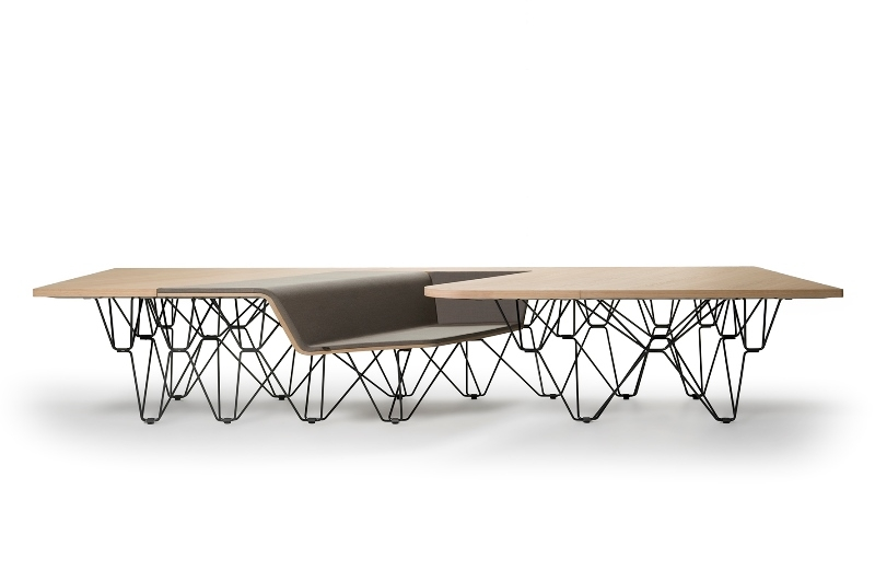 SitTable by PROOFF, SitTable designed by UNStudio
