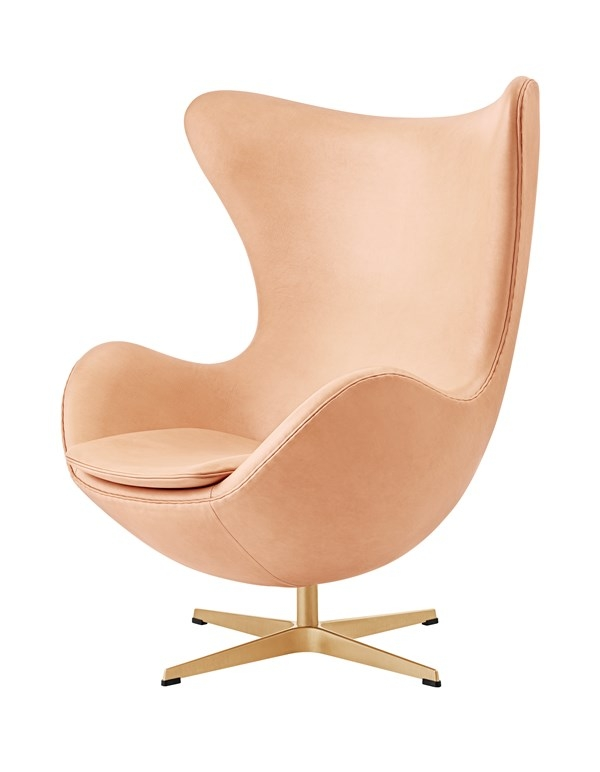 Fritz Hansen 60th Anniversary special edition Egg chair. Fritz Hansen designed by Arne Jacobsen.