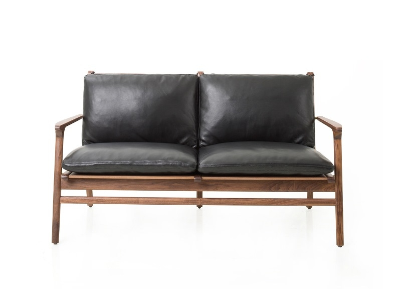 Stellar works 2 seater lounge by Space Copenhagen, Ren 2 seater sofa by Space Copenhagen, Ren lounge Chair by SpaceCPH