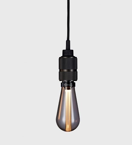 Pendant light by Buster and Punch, Buster and Punch light, heavy metal lamp by buster and punch