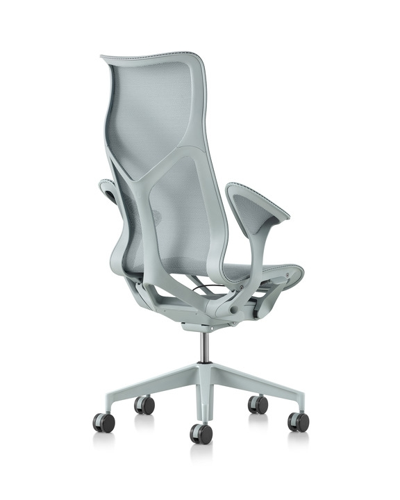 Herman Miller task chair new 2019, Cosm work chair by herman miller, Cosm chair designed by Studio 7.5, New release herman miller task chair, Low back task chair by herman miller