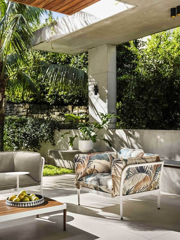 New fabric tait outdoor, outdoor furniture by tait, mokum fabric on tait outdoor furniture