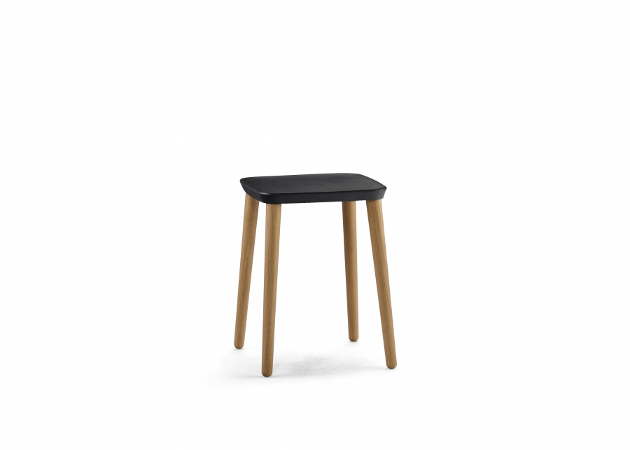 Grain stool designed by Jack Flanagan, NAU Grain bar stool designed by Jack Flanagan