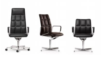 Leadchair Executive designed by EOOS for Walter Knoll, Walter Knoll Leadchair management chair