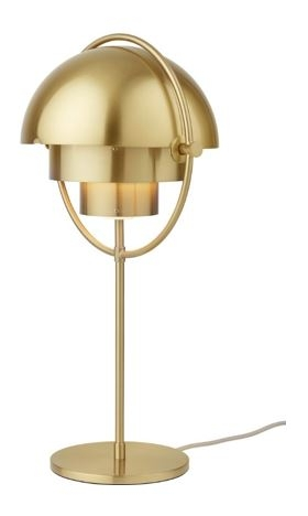 Multi-lite table lamp designed by Louis Weisdorf, Gubi Multilite table lamo, Multi-lite table lamp by Gubi