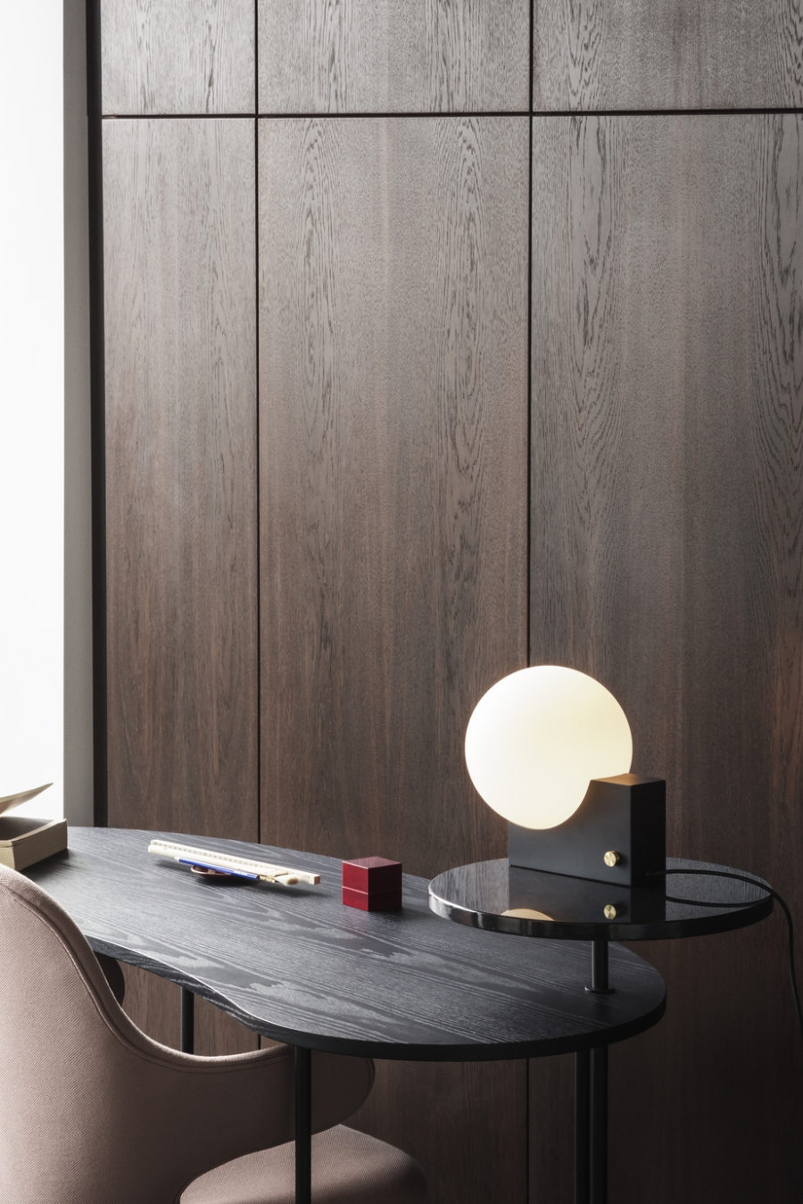 Journey SHY table and wall lamp designed by Signe Hytte for &Tradition, &Tradition Journey Lamp, Journey SHY lamp by &Tradition