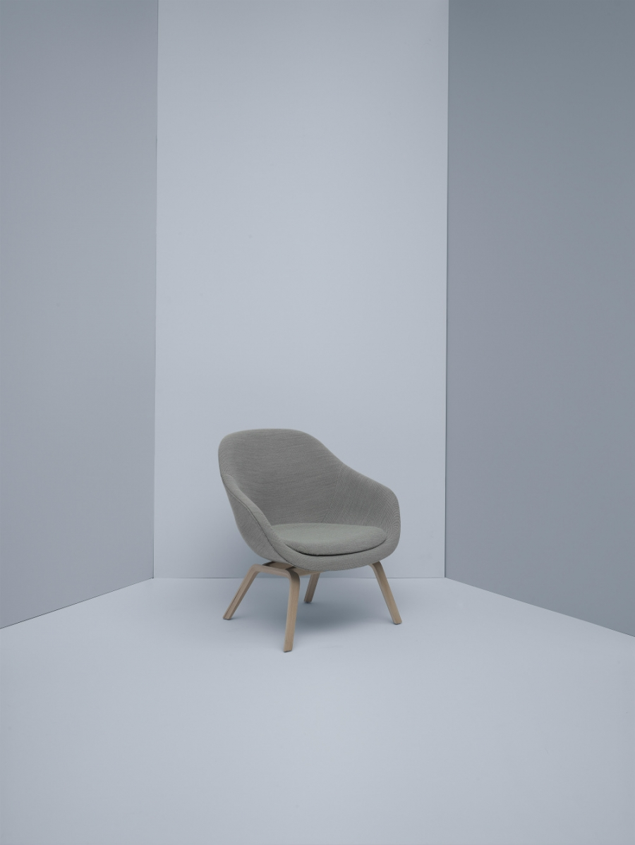 About A Lounge Chair Aal83 Aal93 Designcraft