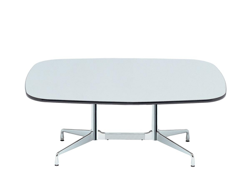 Eames Segmented Table Designcraft - Eames oval conference table