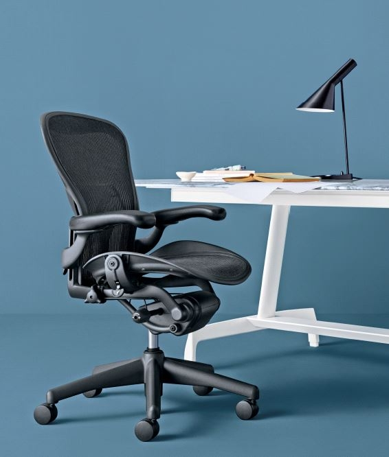Aeron Classic Work Chair extra . 1