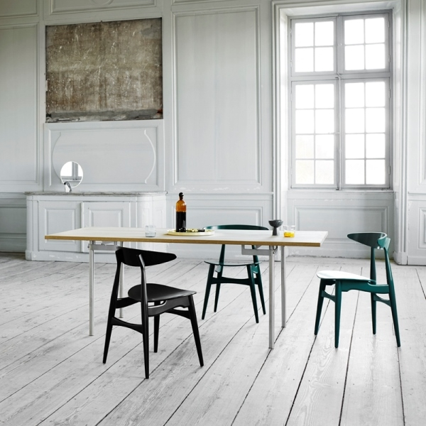 CH33 Chair by Carl Hansen & Son, CH33 designed by Hans J. Wegner