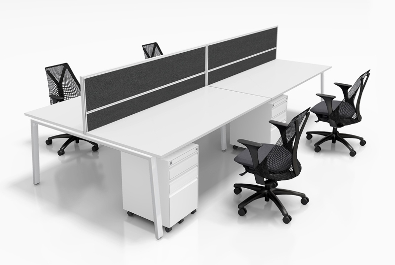 Imagine desking by Herman Miller, Imagine workstation by Herman Miller