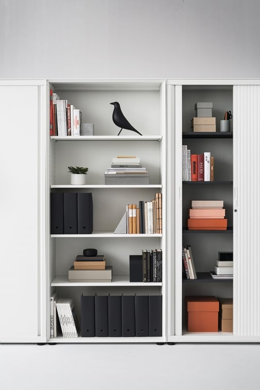 CK2 Shuttle Door cabinet by Herman Miller