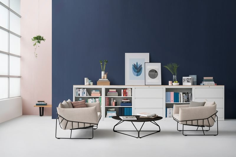 CK Storage cabinets by Herman Miller
