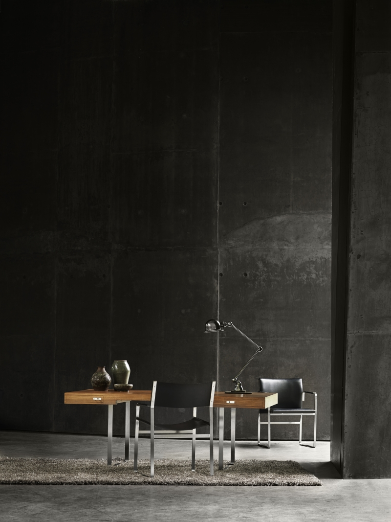 CH110 Office Desk, CH110 Desk, CH110 Desk designed by Hans J. Wegner