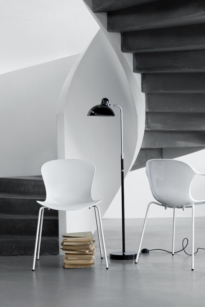 Kaiser Idell Luxus Floor Lamp Adjust Designcraft