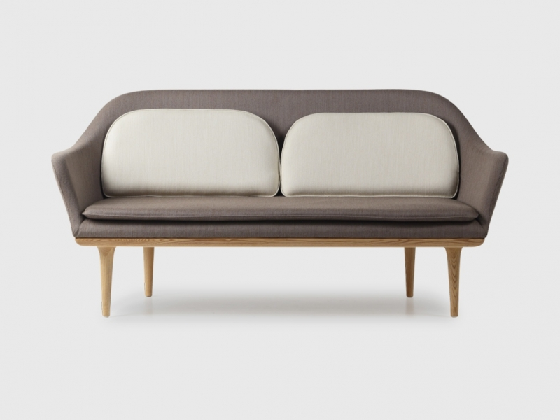 Lunar Sofa, Lunar Sofa designed by Space CPH, Lunar Sofa designed by space copenhagen