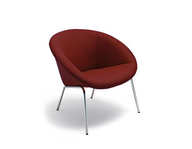 Walter knoll arm chair, Round arm chair by Walter Knoll, 369 classic chair