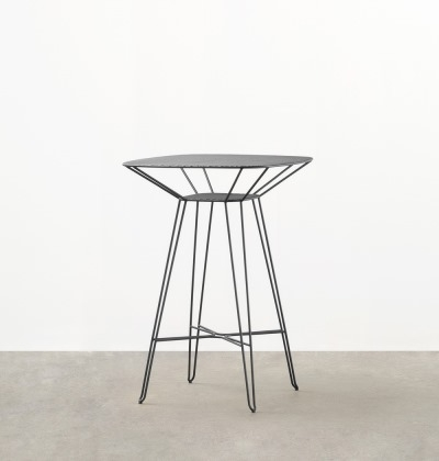 Volley bar table designed by Adam Goodrum for Tait, Tait Volley bar table,