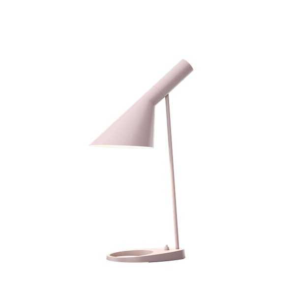 AJ Table Lamp designed by Arne Jacobsen Louis Poulsen, Louise Polsen AJ table lamp