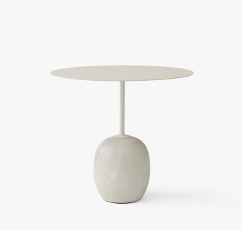 Lato LN8 LN9 Side Table designed by Luca Nichetto for &Tradition, &Tradition Lato LN Table with marble base