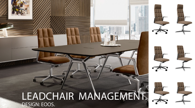 Leadchair Management Chair by Walter Knoll