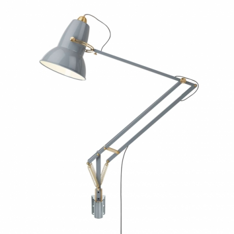 Original 1227 Brass Wall Mounted Lamp 1