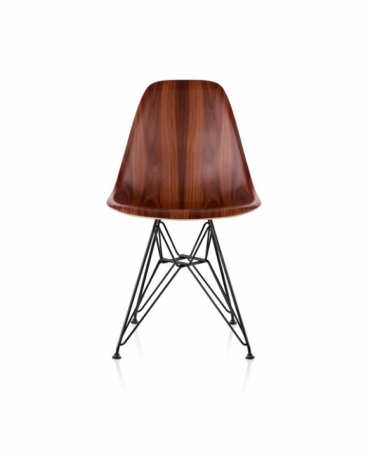 Eames DSR Wood shell, Eames Moulded Wood Side Chair
