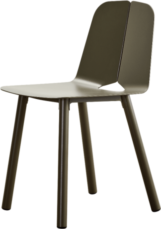 Seam Dining Chair, Tait Seam chair designed by Adam Cornish