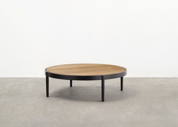 Trace Coffee Table, Trace round coffee table, Tait Round Coffee Table Designed by Adam Goodrum
