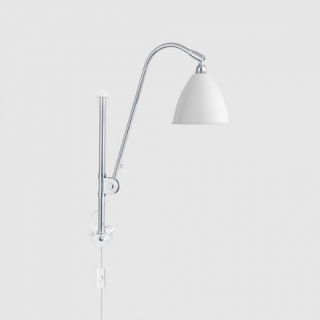 Gubi wall lamp height adjustable, Bestlite height adjustable wall lamp, BL5 White