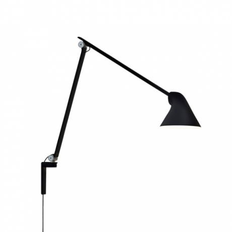 NJP Wall Lamp Long, NJP Wall Lamp for Louis Poulsen, Louis Poulsen Wall Lamp Designed by Nendo