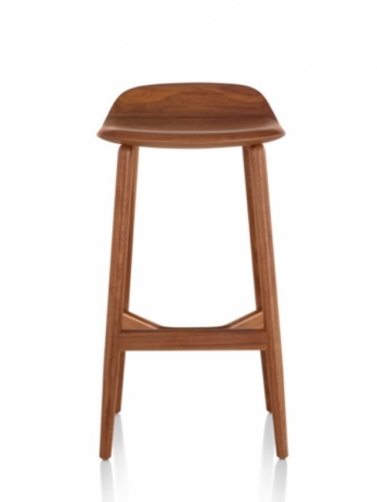 Crosshatch Bar Stool, Crosshatch high stool, Crosshatch stool designed by EOOS