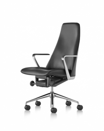 Taper chair Designed by Mark Goetz for Geiger from Herman Miller, Herman Miller Taper Chair