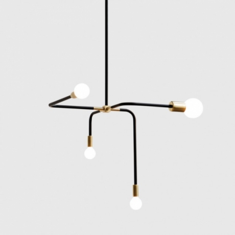Lambert & Fils pendant light, Beaubien pendant light