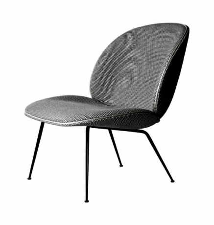 Beetle Lounge chair by GamFratesi, Gubi Beetle lounge