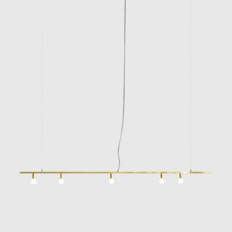 Lambert & Fils pendant light, Dot line suspension pendant light, Lambert & Fils line pendant