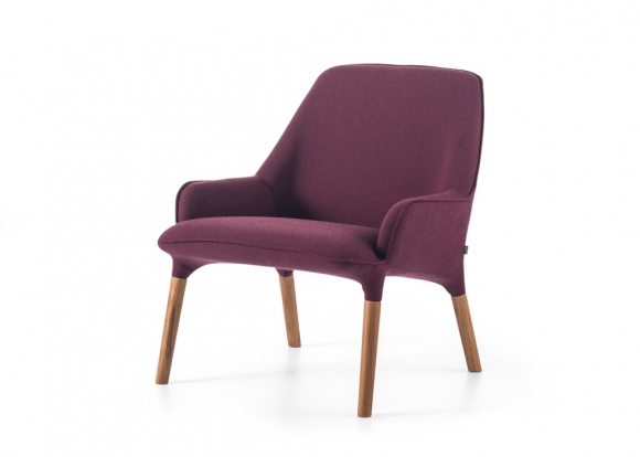 Plum chair designed by Adam Goodrum for NAU