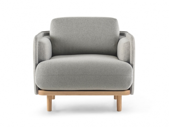 Aran armchair designed by Adam Goodrum for NAU, Aran armchair by NAU