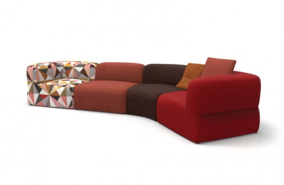 Puffalo lounge designed by Ross Didier, Didier Puffalo modular, Puffalo  Modular Lounging