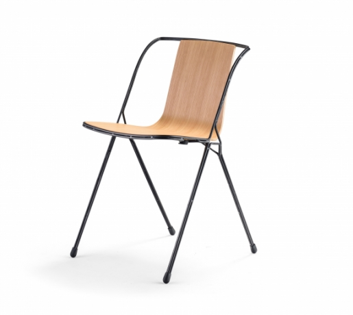 Strand dining chair designed by Adam Cornish