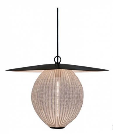 Satellite pendant designed by Mathieu Matégot for GUBI, GUBI Satellite pendant light, Mategot pendant light