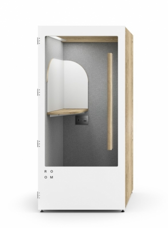 ROOM phone booth, Sound proof phone booth, Privacy room for office space, Acoustic phone booth for office space
